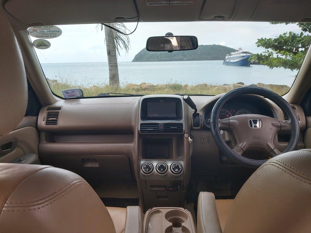 Car hire in Koh Phangan