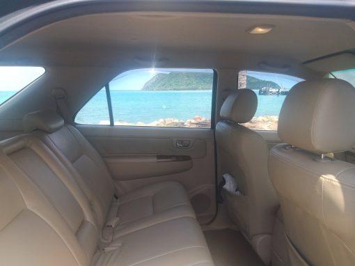 7 seats car rental koh phangan