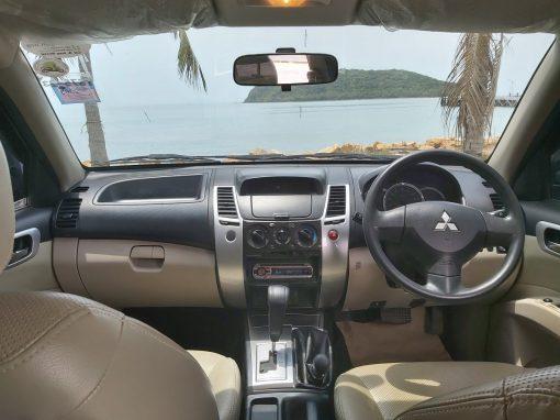 Cheap SUV car rental in koh phangan