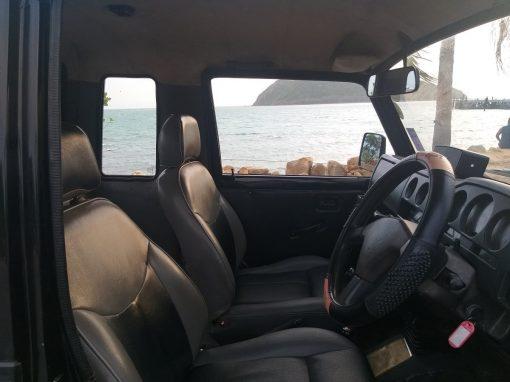 Suzuki Jeep for Hire in Koh Phangan - 1