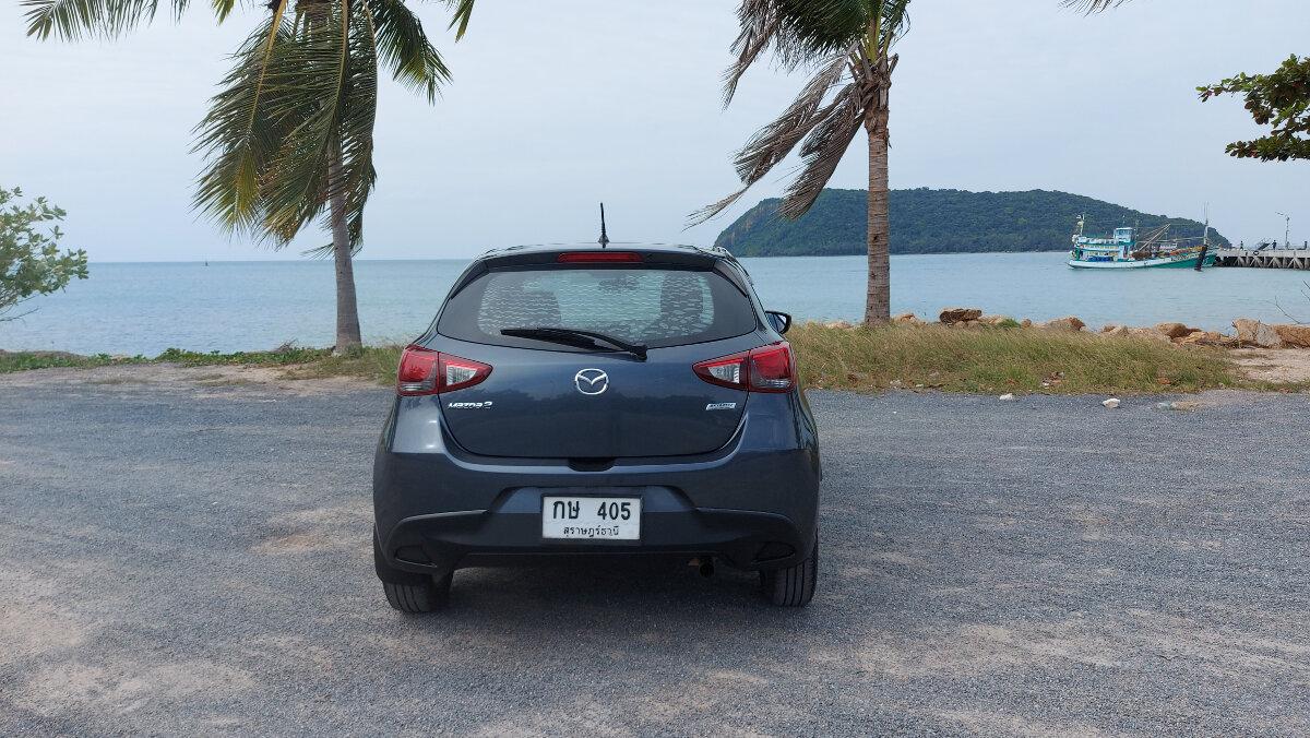 Cheap Small Car renal in Koh Phangan - 3