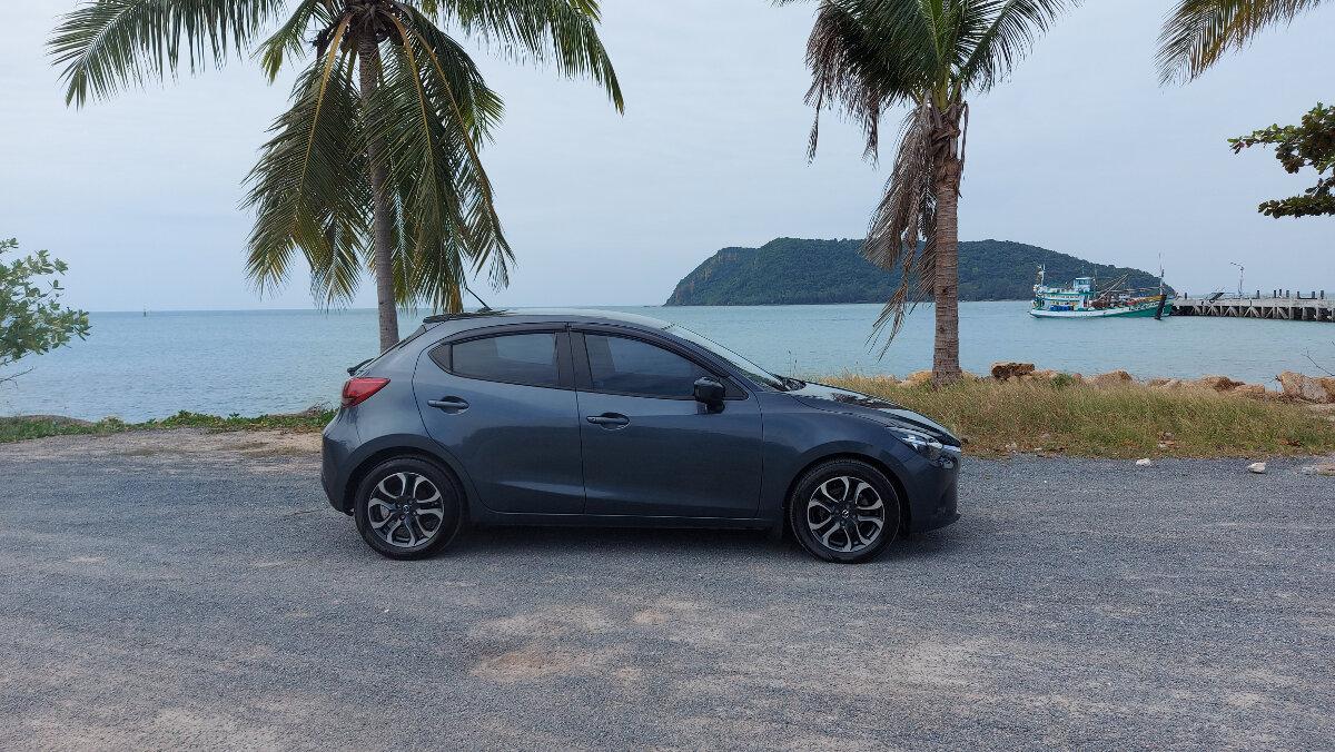 Cheap Small Car renal in Koh Phangan - 6