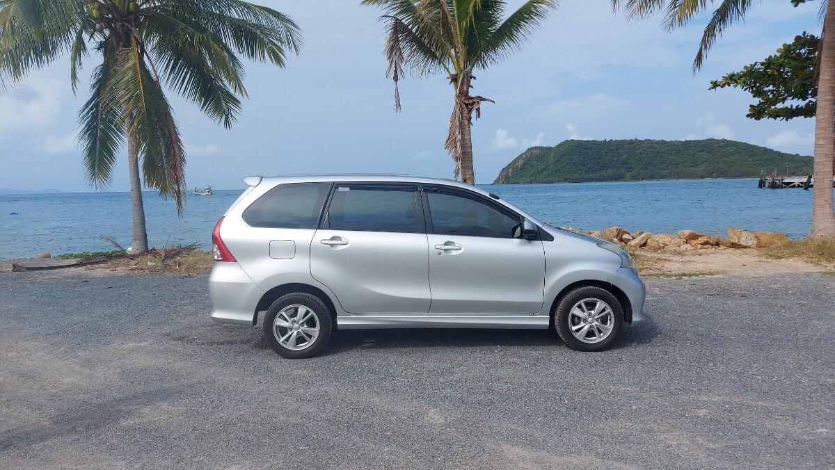 Koh Phangan Cheap car and jeep rentals - 5