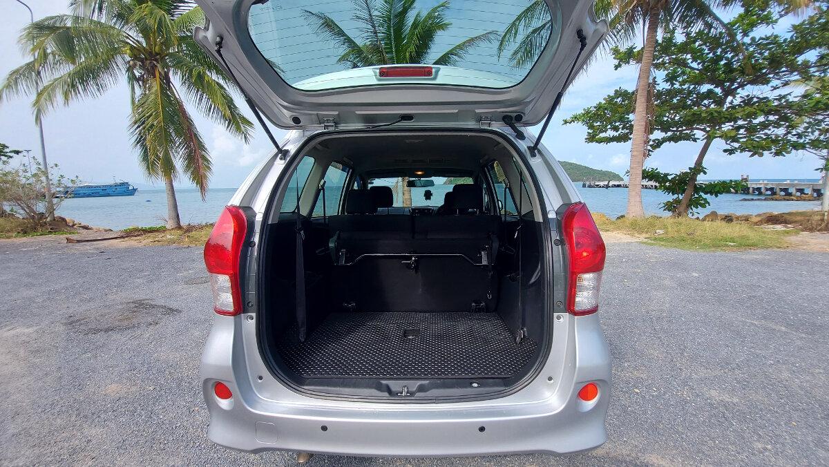 Koh Phangan Cheap car and jeep rentals - 6